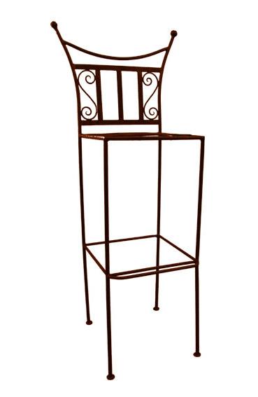 chaises fer forg fauteuils fer forg tabourets de bar en fer forg. Black Bedroom Furniture Sets. Home Design Ideas